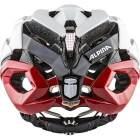 Alpina Valparola Helmet white-red